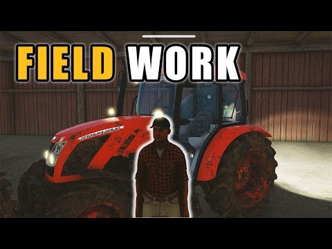 GETTING FIELD WORK DONE | Pure Farming 2018