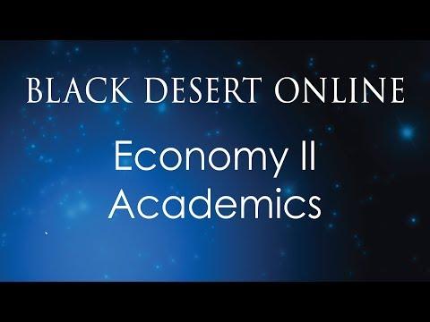 Black Desert Online Knowledge Guide | Academics | Economy II