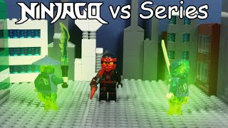 LEGO Ninjago Possession: Kai vs Ghosts