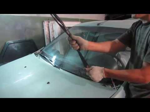Замена трапеции и моторчика дворников стеклоочистителя на Рено Логан и Лада Ларгус