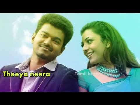 Vennilave tharaiyil song whatsapp status | Thuppakki | Tamil besties