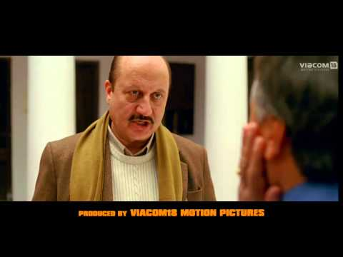 Sharma ji in action | Anupam Kher | Dialogue Promo | Special Chabbis 2013