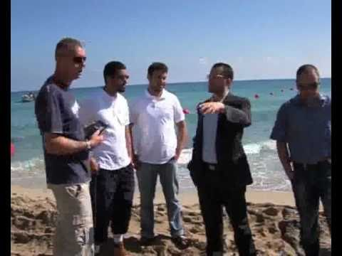 EIG submarine cable system landing in Libya