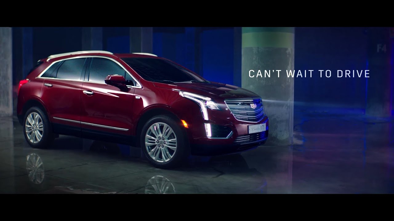 cadillac xt5 commercial song 2018