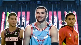 ZACH LAVINE BEHIND THE SCENES AT NBA ALL-STAR 2020 | RunWithUs S3 E8 | Chicago Bulls