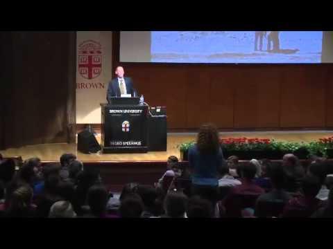 """Rebuilding Haiti"" with Dr. Paul Farmer"