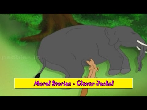 Clever Jackal Story | Bengali Moral Stories For Kids | Bengali Stories For Children HD