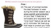 a31ba293e80f 2015 Sorel Women s Joan of Arctic Wedge Mid Boot Review by Peter ...