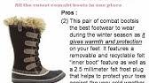 dbec9de3c136 2015 Sorel Women s Joan of Arctic Wedge Mid Boot Review by Peter ...