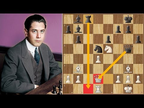 Study The Endgame! | Riumin vs Capablanca | Moscow 1936.