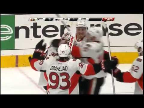 Ottawa Senators Playoff Run (2014-2015)