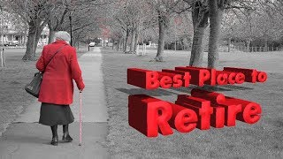 Top 10 Best Place To Retire in The United States.  Wear Suns...