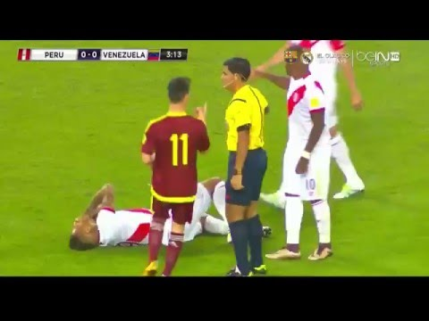 Peru 2 vs