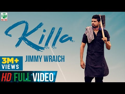 Killa | Jimmy Wraich Feat HRC | Official Full Song | 2014
