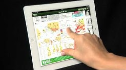 Turun Sanomat nyt iPadissa