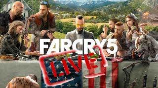FAR CRY 5 LIVE!!!   I