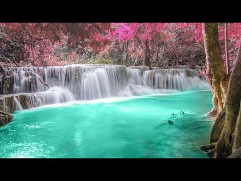 Waterfall On The River / Водопад на реке