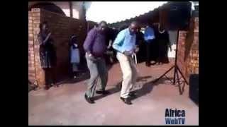 Dancing men South Africa - Best dance ever!