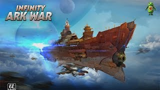 Infinity - Ark War (iOS/Android) Gameplay HD