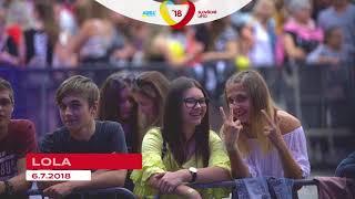 Slovácké léto 2018: pátek 6.7.