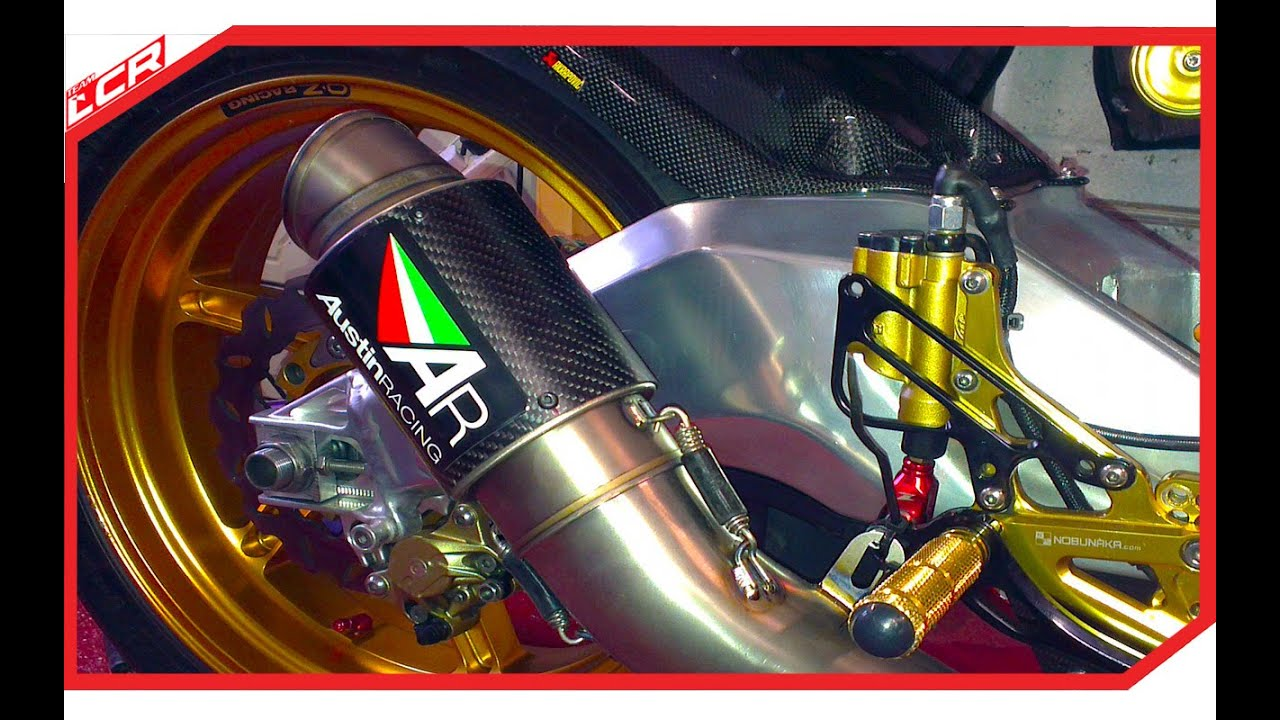 Honda Fireblade ( Austin Racing Fitted ) - Garage Build EP26