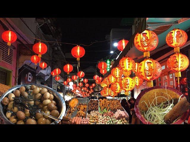 Khám phá phố lồng đèn lớn nhất Sài Gòn thưởng thức ẩm thực cực ngon