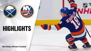 NHL Highlights | Sabres @ Islanders 12/14/19