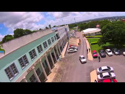 Aerial Tour - UWI Cave Hill Campus