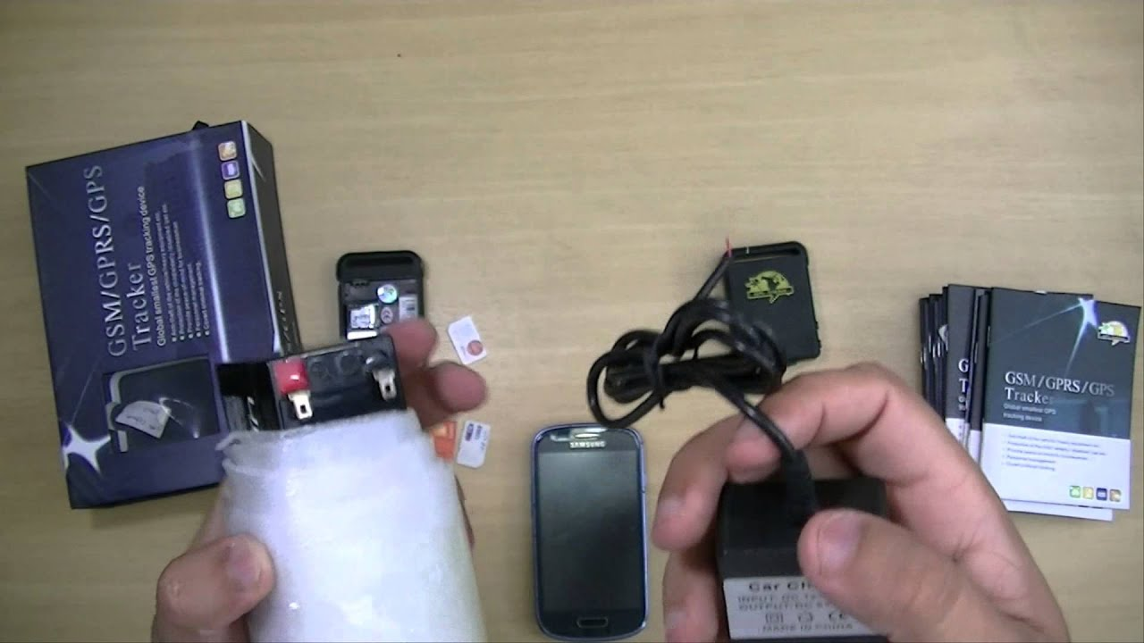 como colocar rastreador gps no celular