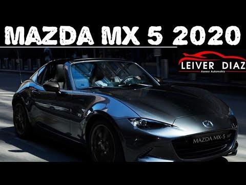 Mazda Miata MX-5 2020 - El Roadster Más Vendido