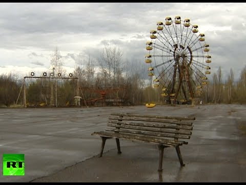 Chernobyl 28 Years Later: Chilling video from nuclear disaster zone