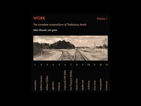 Criss Cross (WORK, Vol. 1, track 11)
