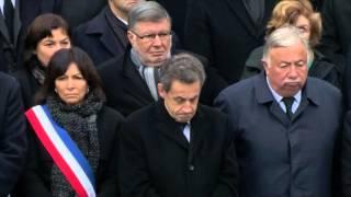 Hommage national #3 : les noms des victimes égrenés un à un