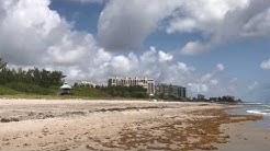 Spanish River Park Beach, Boca Raton, Florida, May, 2017