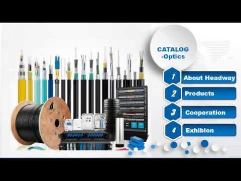 Fiber Optic Cable Catalogue  Zhejiang Headway Communication Equipment Co , Ltd