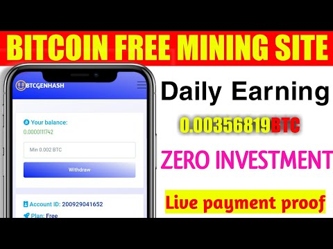 How to earn bitcoin without investment 2020
