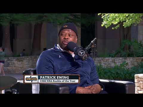 Georgetown HC Patrick Ewing on The Dan Patrick Show | Full Interview | 3/30/18