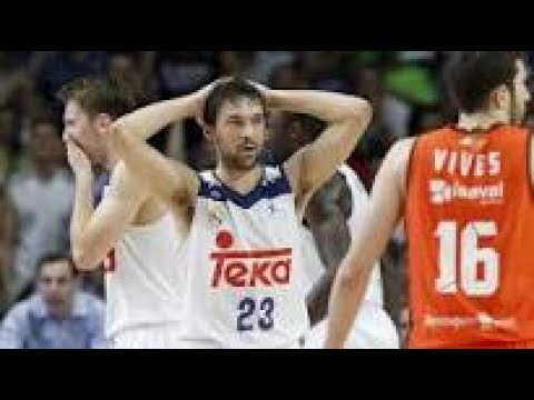 ACB FINAL GAME 2 REAL MADRID vs VALENCIA BASKETR (4) (ALLSPORTS)