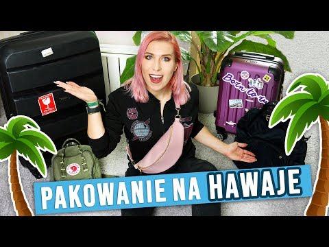 Jak się pakować?💼 Pakowanie na długi wyjazd! 🌴  Agnieszka Grzelak Vlog