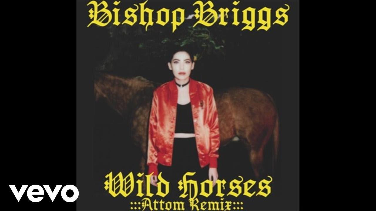 Download Bishop Briggs - Wild Horses (Attom Remix / Audio)
