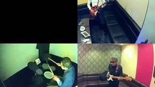 【画面右上】キーオ(ギター) 【画面左下】ボル(ドラム) 【画面右下...