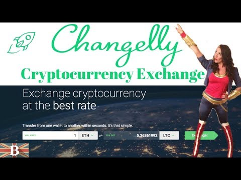 Changelly Exchange Tutorial: Simple, Fast Cryptocurrency Exchanges!
