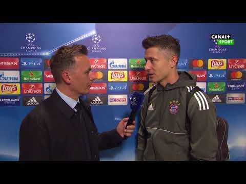 Robert Lewandowskim o wywiadzie dla 'Der Spiegel' || Piłka nożna || Liga Mistrzw UEFA