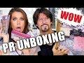FREE STUFF BEAUTY GURUS GET | Unboxing PR Packages
