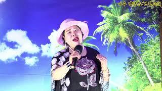 가수 김남순/보릿고개#원곡 진성#한예총 관악지회 정기공…