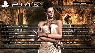 Resident Evil 5 PS4 Pro NO MERCY 2087k Prison Excella 60fps