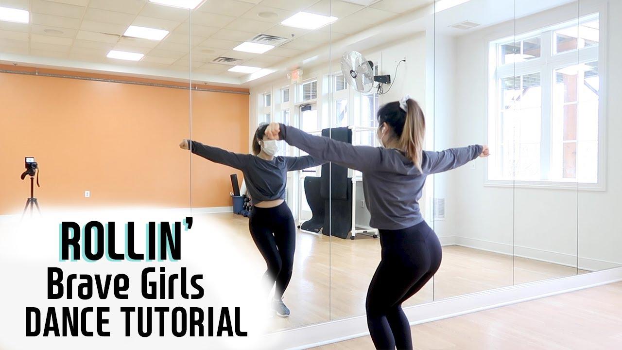 Brave Girls(브레이브걸스) - Rollin'(롤린) - Lisa Rhee Dance Tutorial