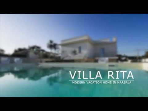 ​Villa Rita - Modern vacation home in Marsala