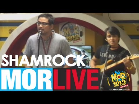 MOR Live: Shamrocksings their hits from the past.