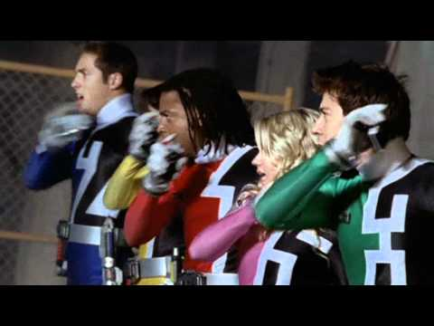 Power Rangers - Double Action 2010 HD
